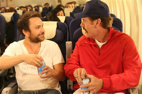 charlie day up charlie day and glenn howerton talk it s always sunny in