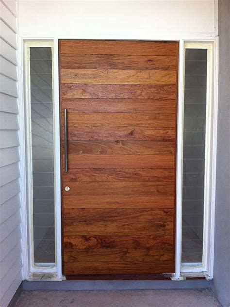 Timber Exterior Doors Solid Timber Front And Entry Doors Beachwood Doors