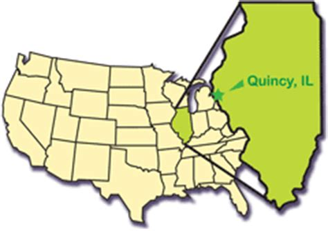 zip code map quincy il map of quincy illinois my blog