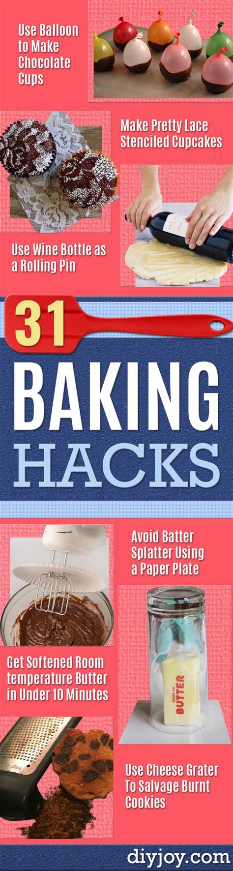 baking hacks 31 baking hacks you ll wish you knew before now