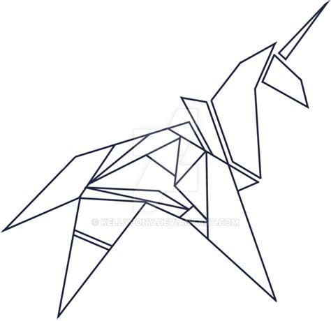 Blade Runner Unicorn Origami - blade runner unicorn by kellypony on deviantart