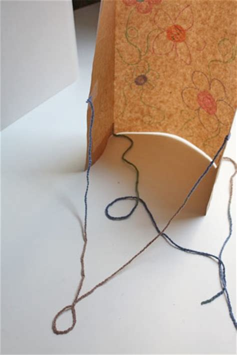 Paper Bag Kite Craft - paper bag kite factory direct craft