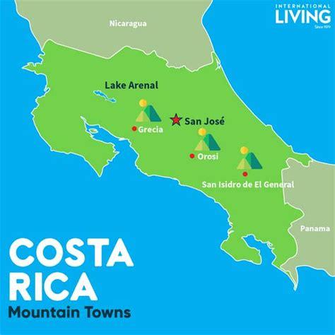maps costa rica maps of costa rica where is costa rica located
