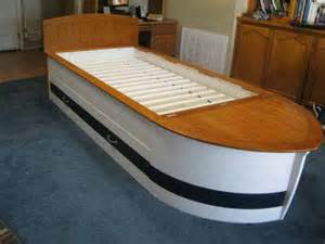 Boat Shaped Toddler Bed Beds Designed Like A Boat Decoholic