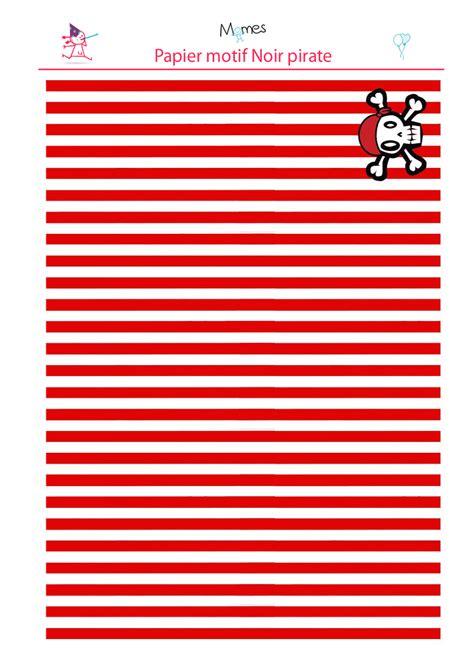 dessin bateau rouge papier de pirate 224 imprimer rouge momes net