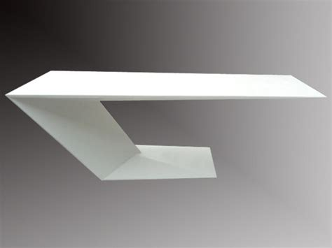 Solid Surface Products Acrylic Solid Surface Office Desk Tw Patb 001 Id 8674504