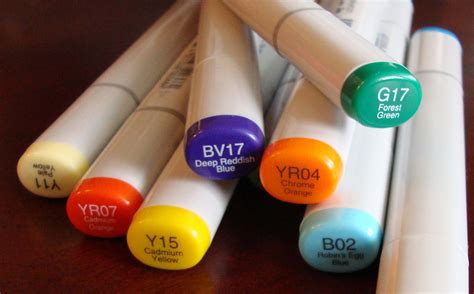 best coloring markers copic 101 everything you need to about the world s