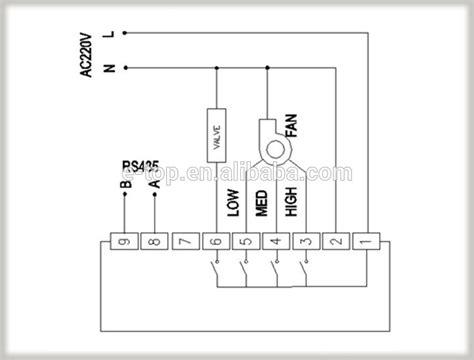 company fan coil company fan coil wiring diagram 37 wiring diagram