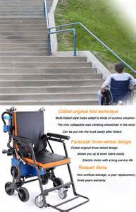 Electric Wheelchair That Climbs Stairs by 2016 New Design Electric Stair Climbing Wheelchair Stair