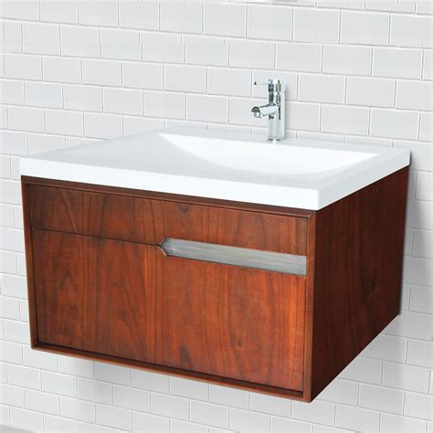 30 Modern Bathroom Vanity by Deco 30 Inch Modern Wall Mount Bathroom Vanity