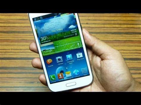 Samsung Quattro Gt 18552 Samsung Galaxy Grand Quattro Unboxing Overview Gt 18552