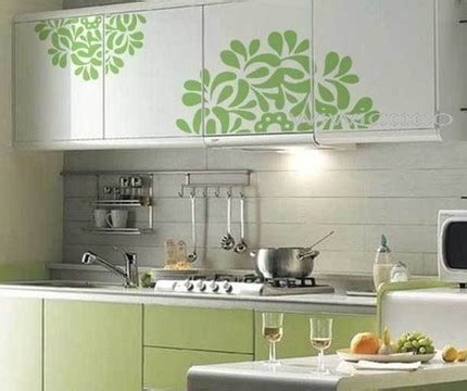 kitchen cabinet decals decorate with decals high fashion home blog