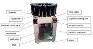 oceanpower mio manual paint dispenser automatic paint