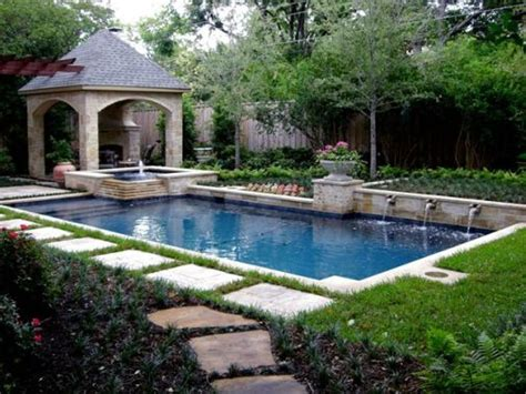 backyard pool landscaping ideas pool landscaping ideas on a budget google search