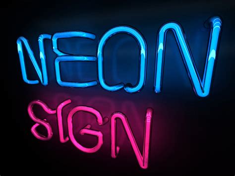 how to make 3d neon light typography create a cool looking neon sign effect using 3ds max and vray