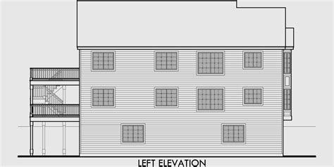 up down duplex floor plans stacked duplex house plans duplex house plans with garage