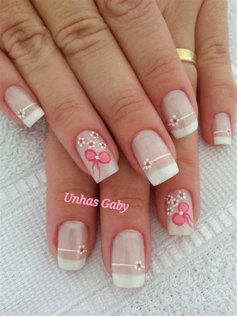 imagenes de uñas decoradas largas 2015 70 fotos de u 241 as decoradas para la primavera spring nail