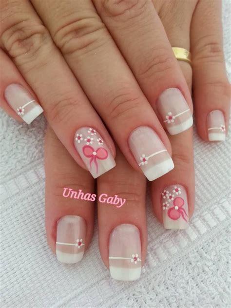 imagenes de uñas acrilicas de colores 70 fotos de u 241 as decoradas para la primavera spring nail