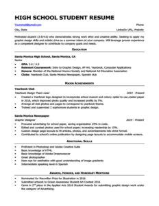 listing education on resume resume badak