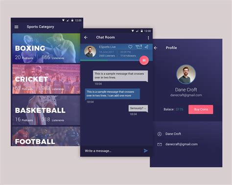 ios app for android mobile app ui ux design for ios and android by