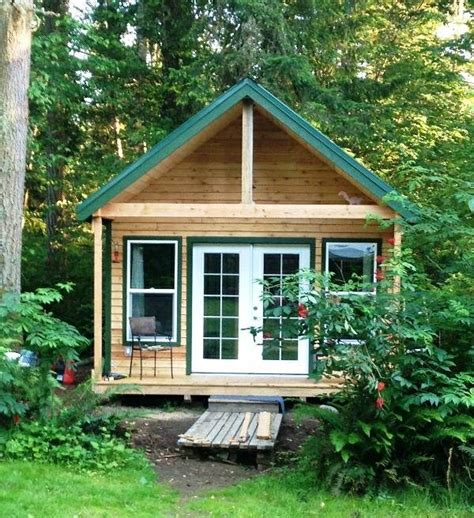 tiny cabin for sale 355 sq ft tiny cabin for sale in graham washington