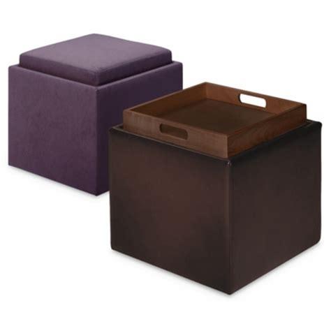 Cube Storage Ottoman Uno Storage Cube Ottoman