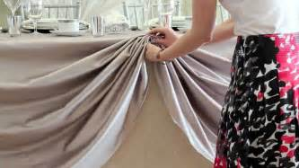Tulle Ceiling Draping D I Y Head Table Scallop Youtube