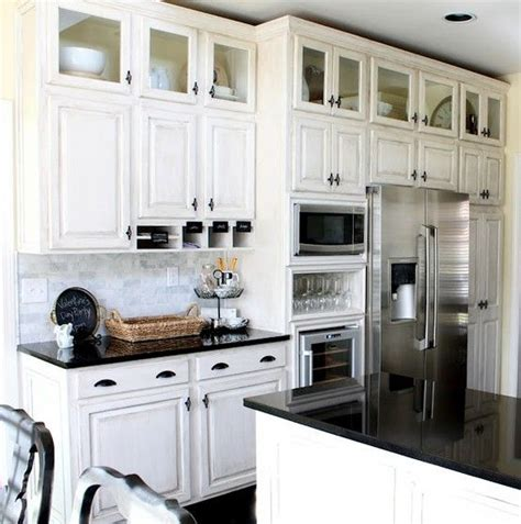 glass upper kitchen cabinets upper kitchen cabinets kitchen pinterest