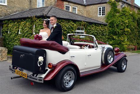 White wedding car Wedding car hire near Swindon, Wiltshire