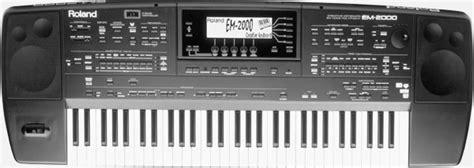 roland em 2000 creative keyboard