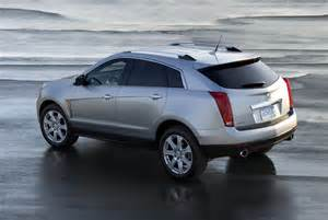 Cadillace Srx 2010 Cadillac Srx Leads Segment In Residual Value Gm