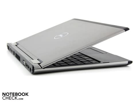 Dell Vostro V130 review dell vostro v130 470um subnotebook notebookcheck net reviews