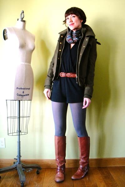 Inspired Boots By Miss Sixty by Green Bdg Coats Orange Miss Sixty Boots Gray Jcrew