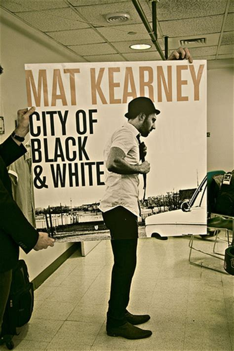 City Of Black And White Mat Kearney by He S Got Style Mat Kearney Cable Car Couture