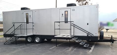 bathroom trailer rental cost bathroom trailer 28 images porta regal gt overview jag
