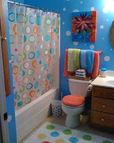 bathroom ideas for boy and girl 10 ba 241 os en color celeste