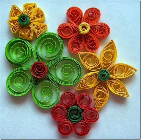 25 Best Ideas About Paper - pictures of paper quilling flowers best 25 paper quilling