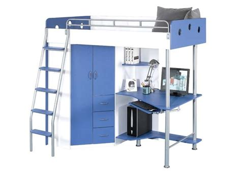 Loft Beds Computer Desk Jysk 500 Laiva Loft Bed Work Station Laiva Loft Bed Computer Work Station Includes
