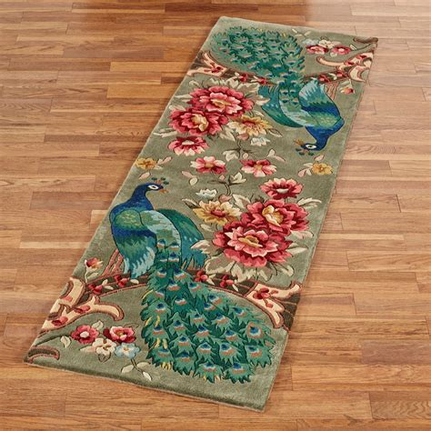 peacock colored area rugs peacock flora wool area rugs
