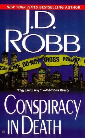 J D Robb In conspiracy in in 8 by j d robb