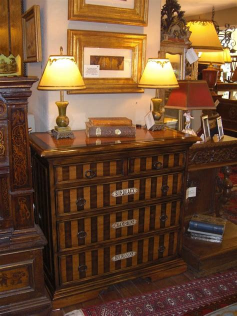 ori furniture cost french style striped chest of drawers for sale antiques