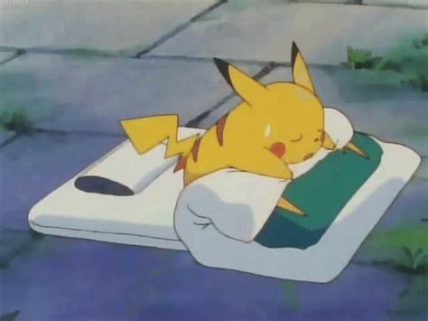 pikachu bed 12 drunk night out pikachu reaction gifs rice digital