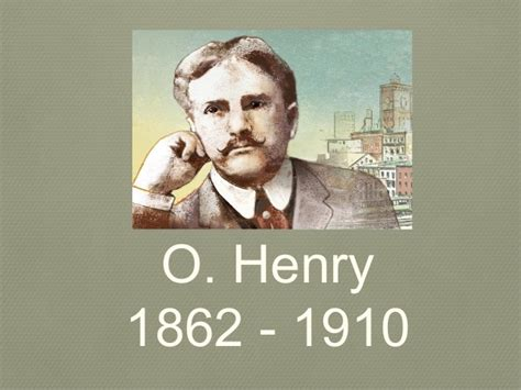 Biography Of O Henry   o henry biography william sydney porter