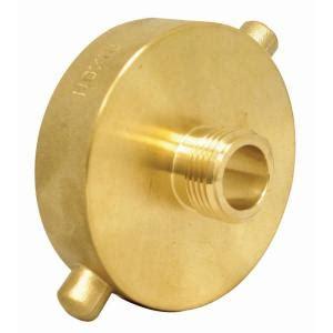 bon tool fire hydrant adapter    home depot
