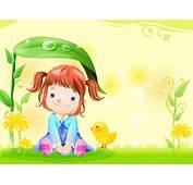 Cartoon Background Wallpaper  WallpaperSafari