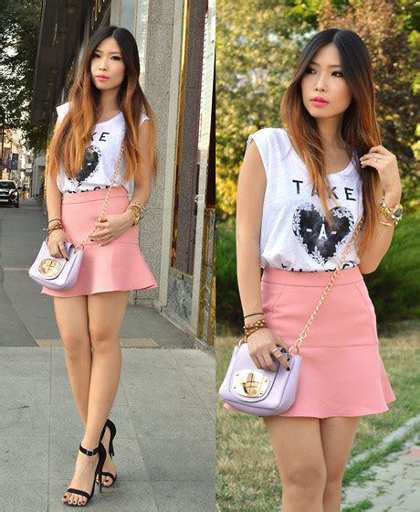 Casnadra Dress Burberry Pink Quailhijab y liu mango t shirt zara ruffled skirt