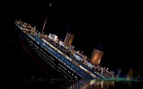 pictures of the titanic sinking titanic sinking wallpaper 1280x800 wallpoper