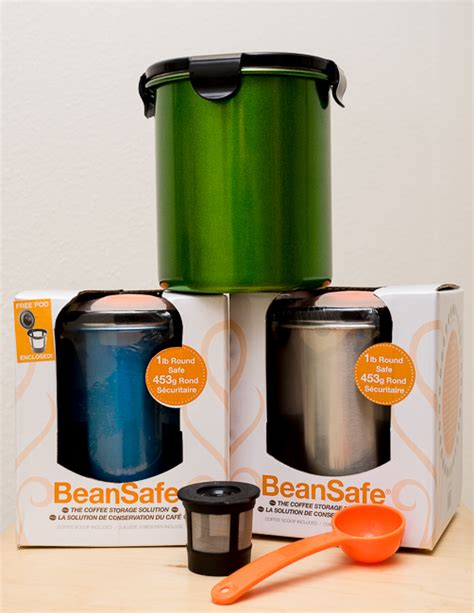 Roasted Coffee Beans Shelf by Beansafe Coffee Storage Container Review I Need Coffee