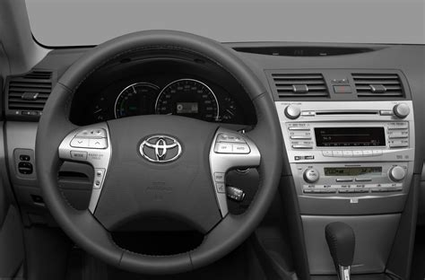 Toyota Camry 2011 Interior by 2011 Toyota Camry Hybrid Price Photos Reviews Features