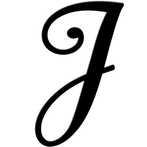 j letter tattoo design fancy letter j designs search baby